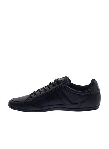 Lacoste Unisex Chaymon Bl 1 Sneakers 737CMA0094.02H-44 Siyah